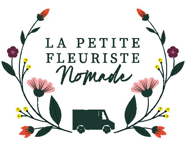 Logo La petite Fleuriste Nomade
